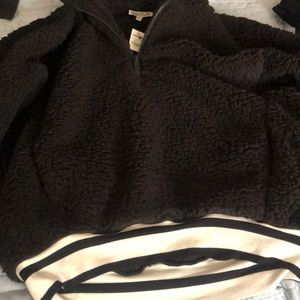 Brand New Sherpa Sweater from Express - NWT